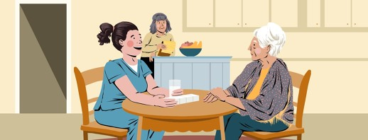 Finding a Professional Caregiver: Tips on Navigating and Securing Help image