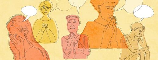 Community Views: Describing Caregiving in One Word image