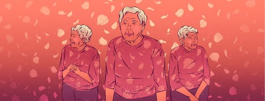 Grieving Someone with Alzheimer's Who Is Still Alive image