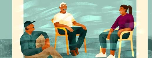 Storytellers: Hand-Me-Down Memories image