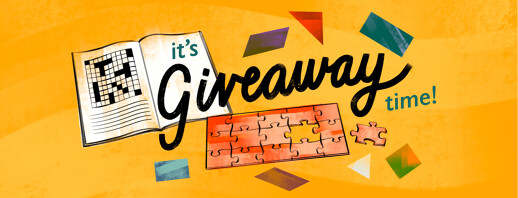 Alzheimer's and Brain Awareness Month Puzzle Giveaway! image