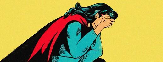 Superwoman Syndrome and Caregiver Burnout image