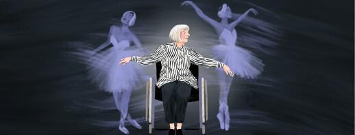 Dancing Her Way Through Alzheimer's Disease image