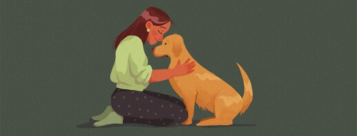 Andrea Gallant: Being a Dog Mom With Early Onset Alzheimer's Disease image