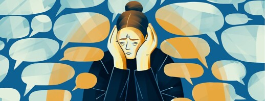 Living with Alzheimer's: Sensory Overload image